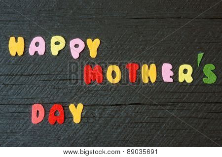 Happy Mothers Day, Make Gift For Mom