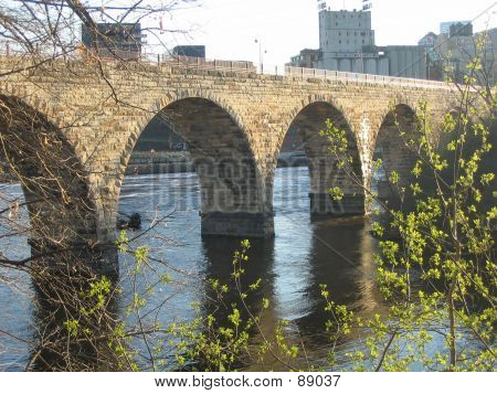Stone Arc Bridge
