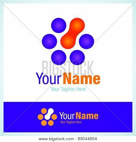 Take the lead creativity win graphic design logo icon
