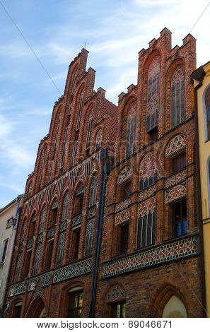 The Copernicus Museum in Torun, Poland.