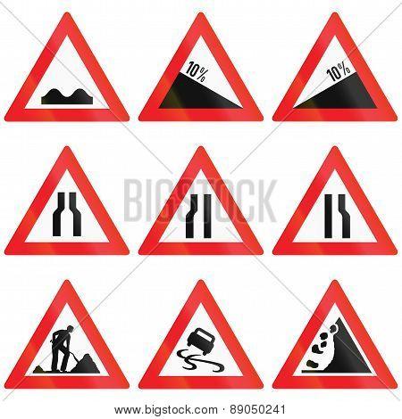 Road Conditions In Austria
