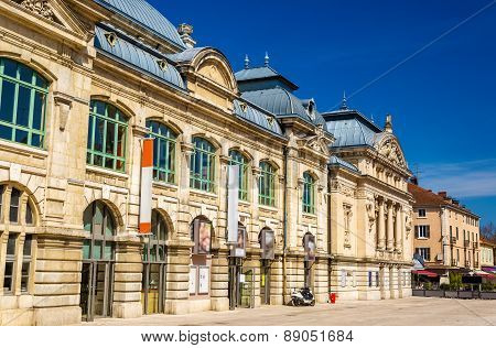Cinema And Municipal Theatre Of Bourg-en-bresse - France, Rhone-alpes
