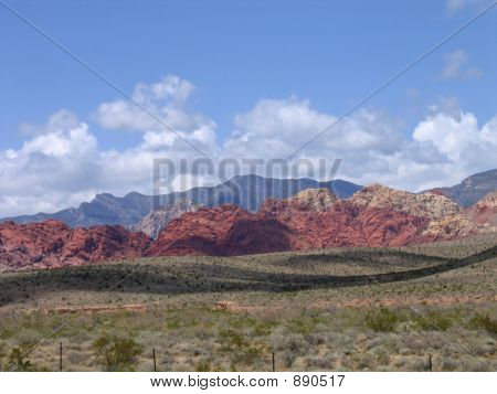 Red Rock Canyon #1