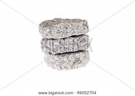 Paving stones.