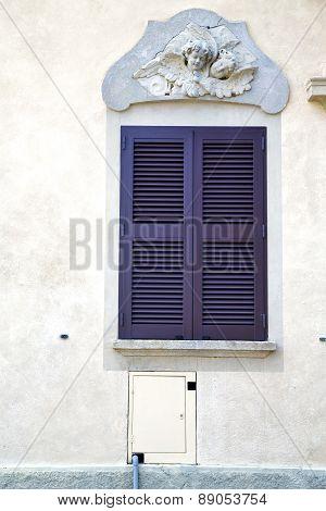 Window Jerago Palaces Italy   Abstract