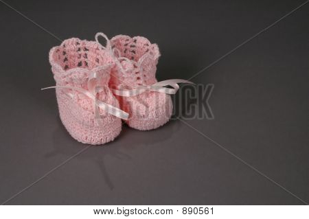 Booties For Baby Girl