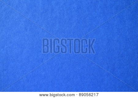 blue paper texture used as background