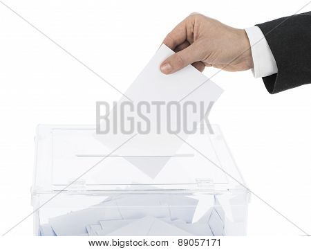Introducing Vote In Ballot Box