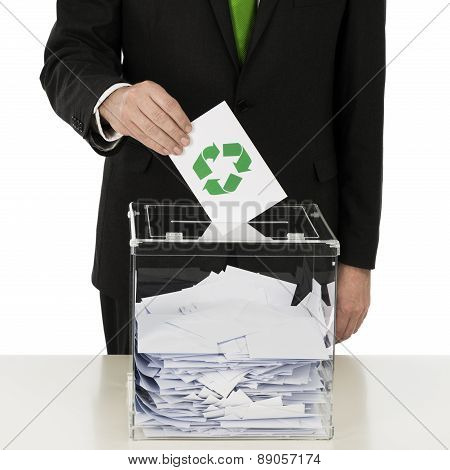 Vote For The Environment