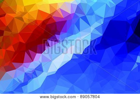 Background modern texture triangle geometry abstract
