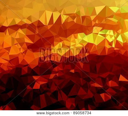 Background modern texture triangle geometry new world future