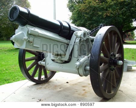 Early Field Artillery Piece