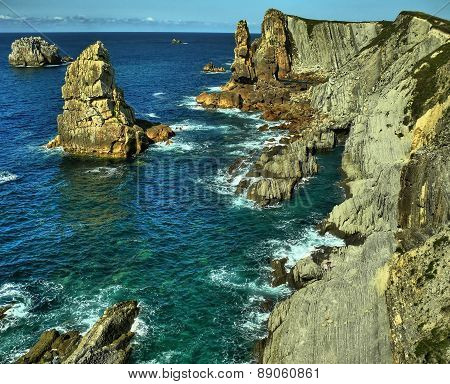 Cantabric Sea Cliffs