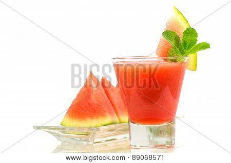 healthy fresh watermelon smoothie Summer Drinks