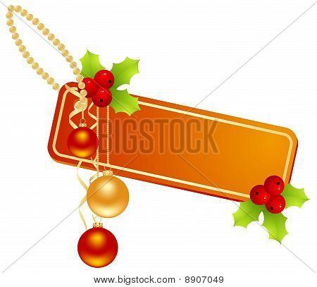 Christmas Tablet