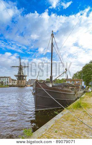 Haarlem view