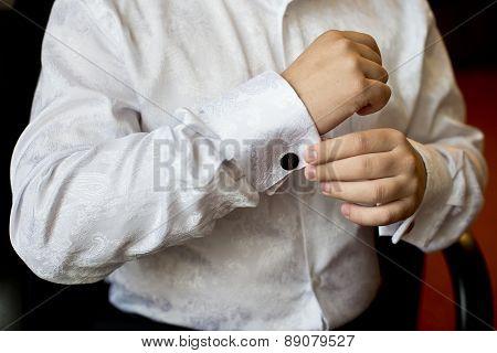 Groom Suits Wedding Shirt