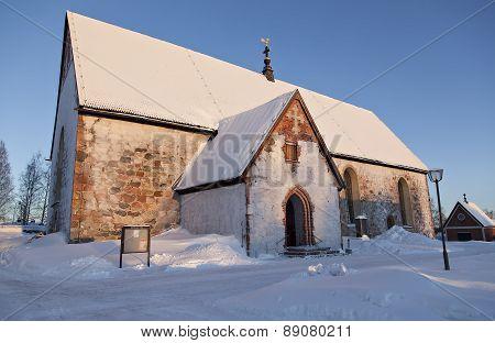 Gammelstads church