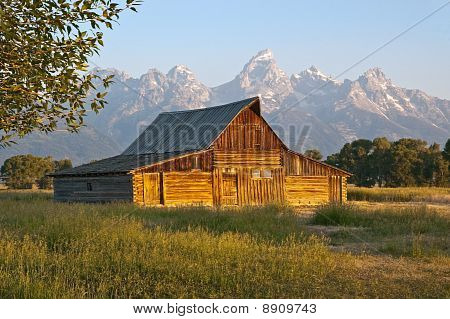 Mormon Row Barn
