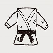picture of karate kid  - Karate Doodle - JPG