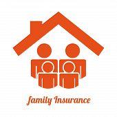 stock photo of insurance-policy  - insurance design over  white background vector illustration - JPG