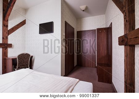 Beige And Brown Room Design