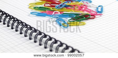 Heap Of Paperclips