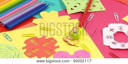 Colorful Art Crafts