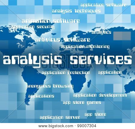 Analysis Services Means Data Analytics And Advice