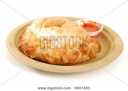 Golden Calzone