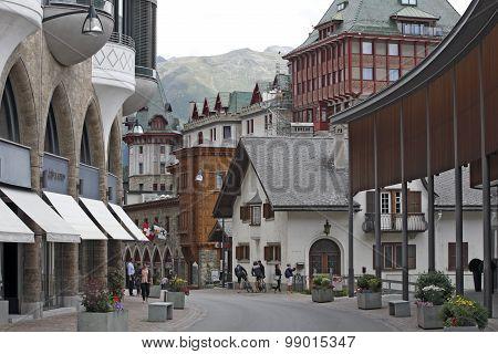 Switzerland - Sankt Moritz