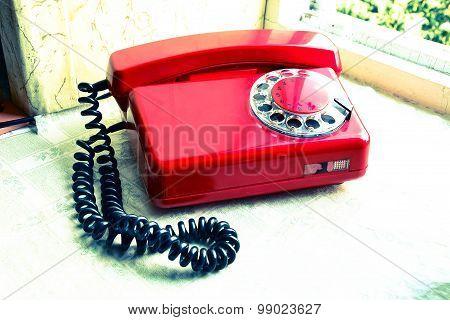 Soviet Retro Telephone