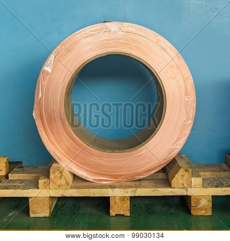 Copper Rolled Product