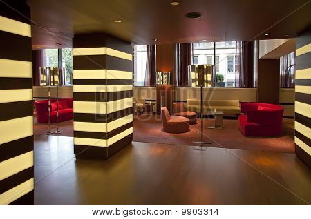Interior Of Hotel