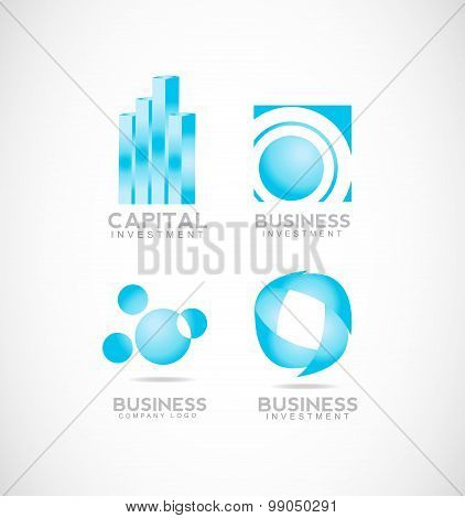 Business Investment Capital Logo