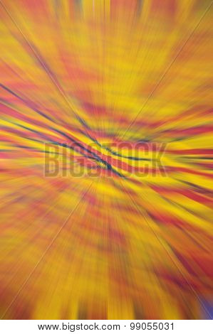 zoom blur effect abstract background