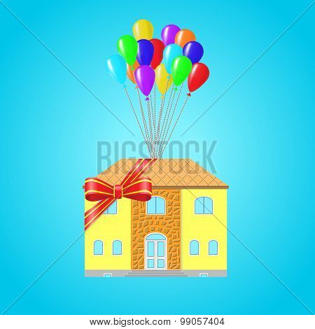 House As A Gift