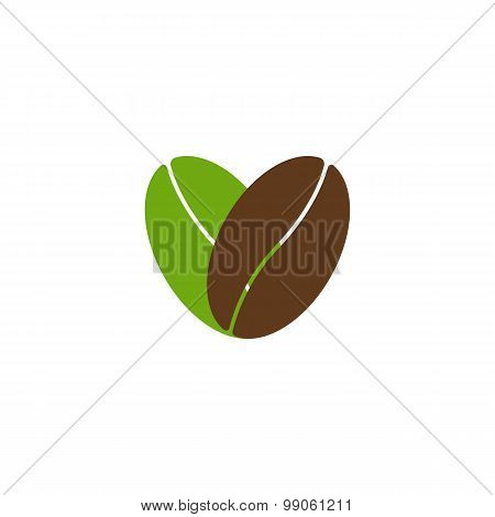 Coffee Heart Logo