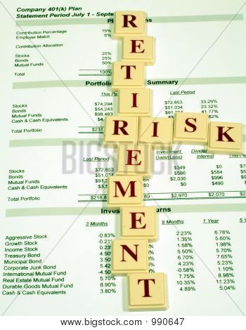 Retirement Assets & Risk
