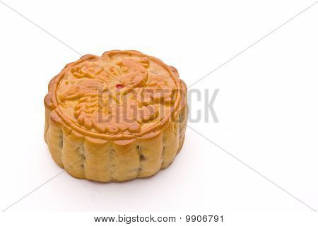 Chinese Moon Cake traditional food for the Chinese mid Autumn festival