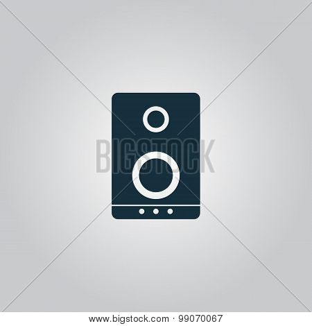 music speakers icon