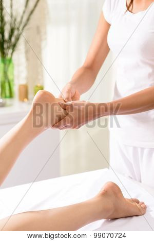 Spa Feet Treatment