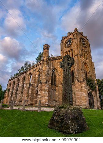 Campsie High Church, Lennoxtown, Scotland