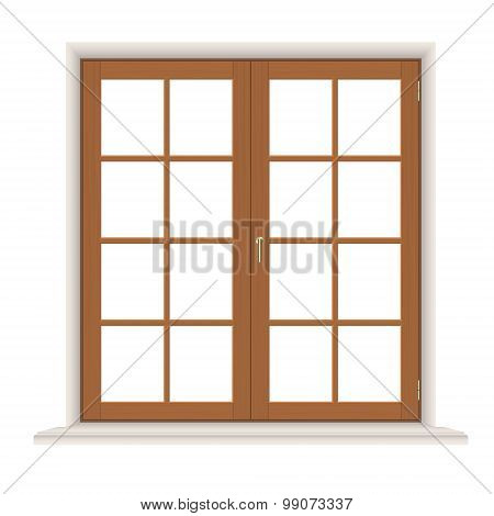 Wooden Window Casements
