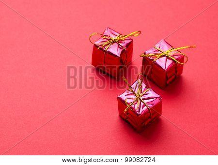 Small Christmas Gift Boxes