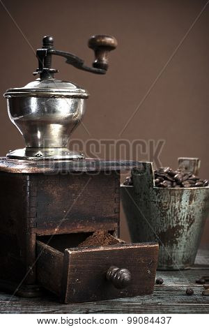 Coffee Grinder Vertical