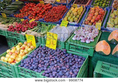 Market in Germany