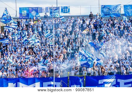 Zenit Saint-petersburg Fans