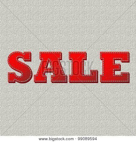Sale Canvas