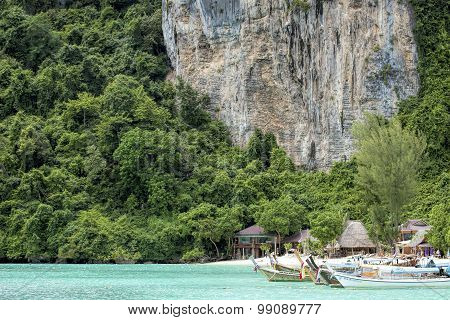 Phi Phi Don island, Thailand